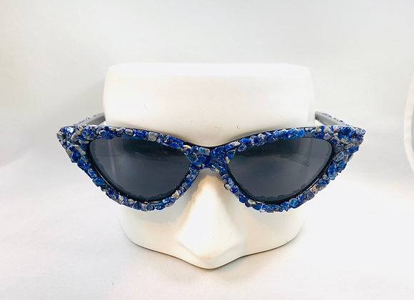 Lapis Lazuli (Cat Eye)