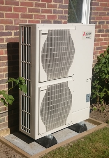 Air Source Heat Pump Service