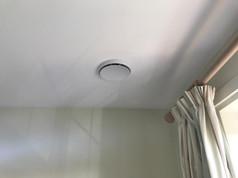 MVHR ceiling vents