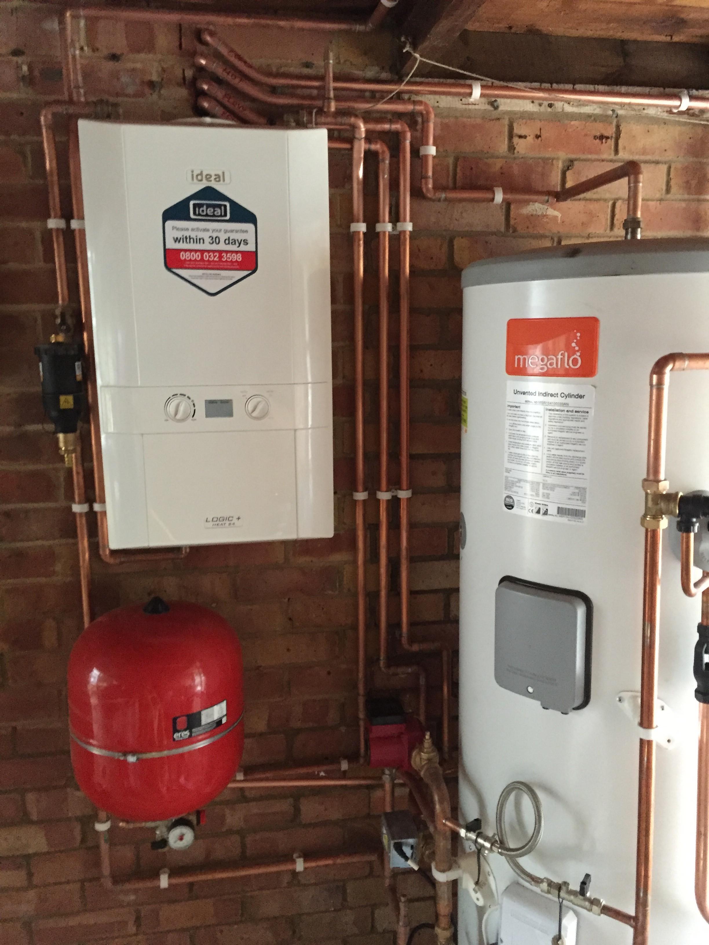 LPG Boiler Service