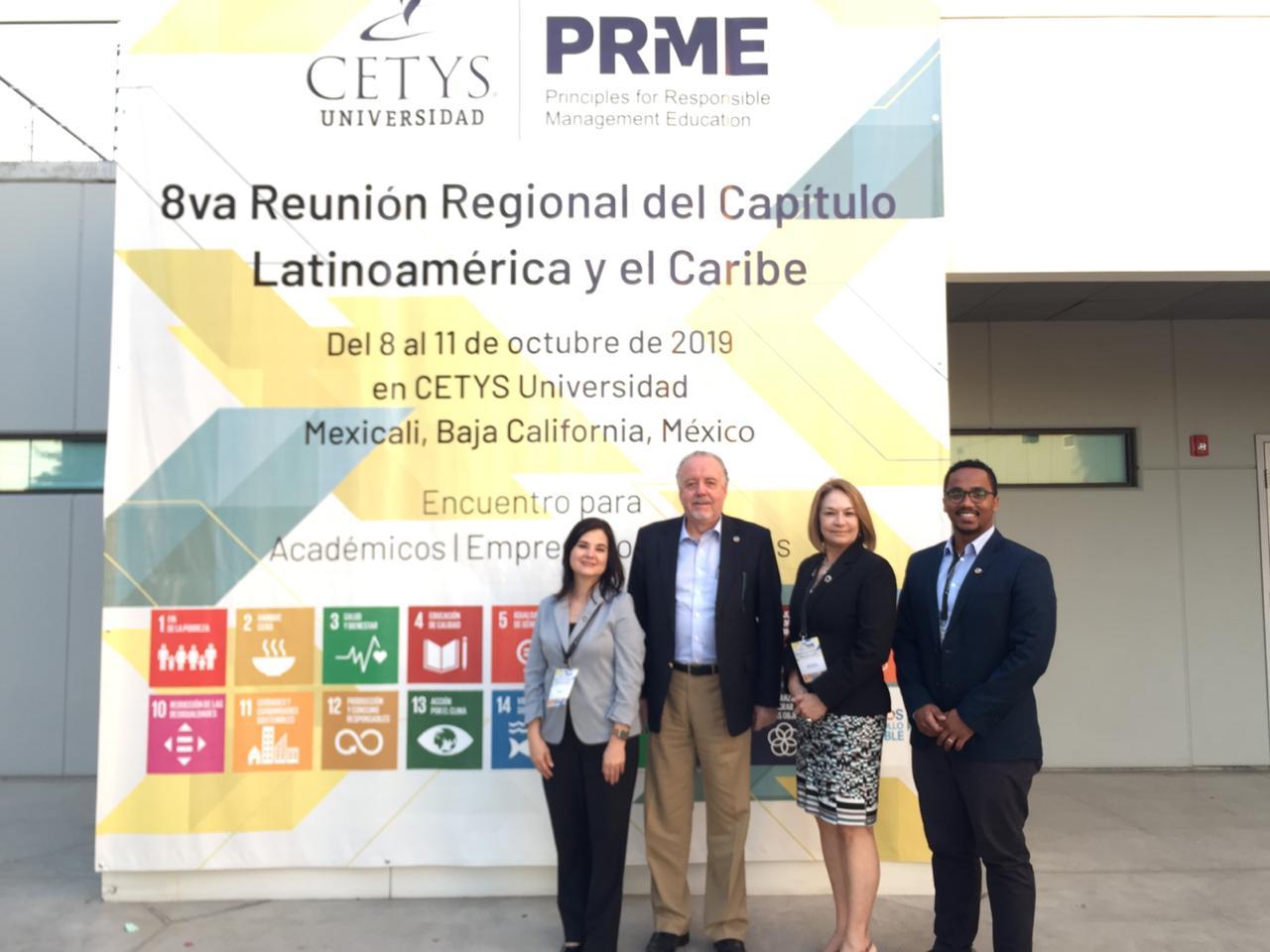 8.º Encontro Regional PRME LAC