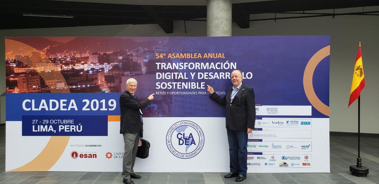 54.ª Assembleia Anual do CLADEA 2019
