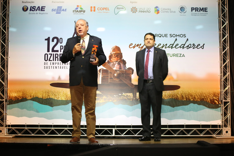 12º Prêmio Ozires Silva