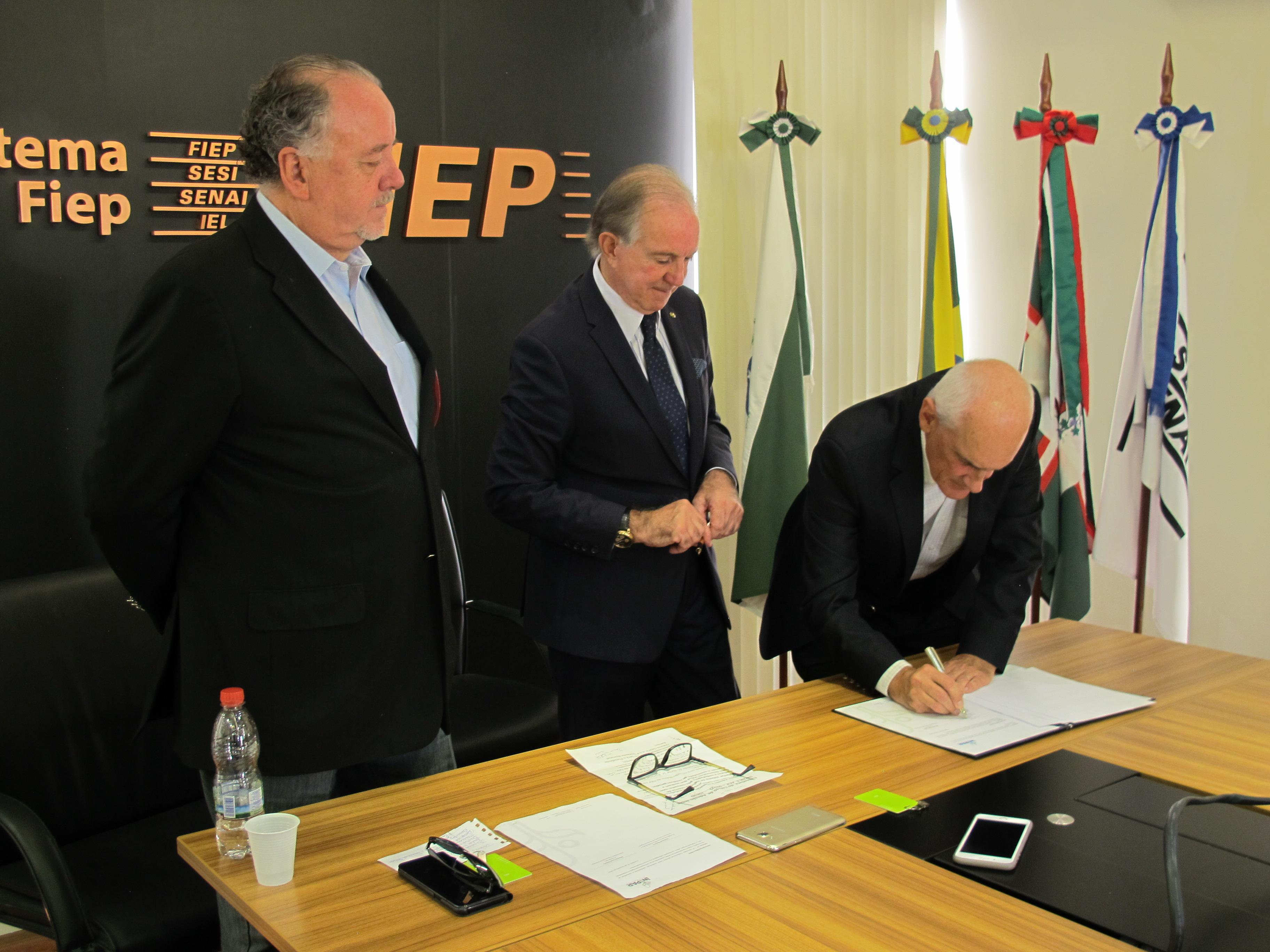 CASEM/ACP associa-se ao InPAR
