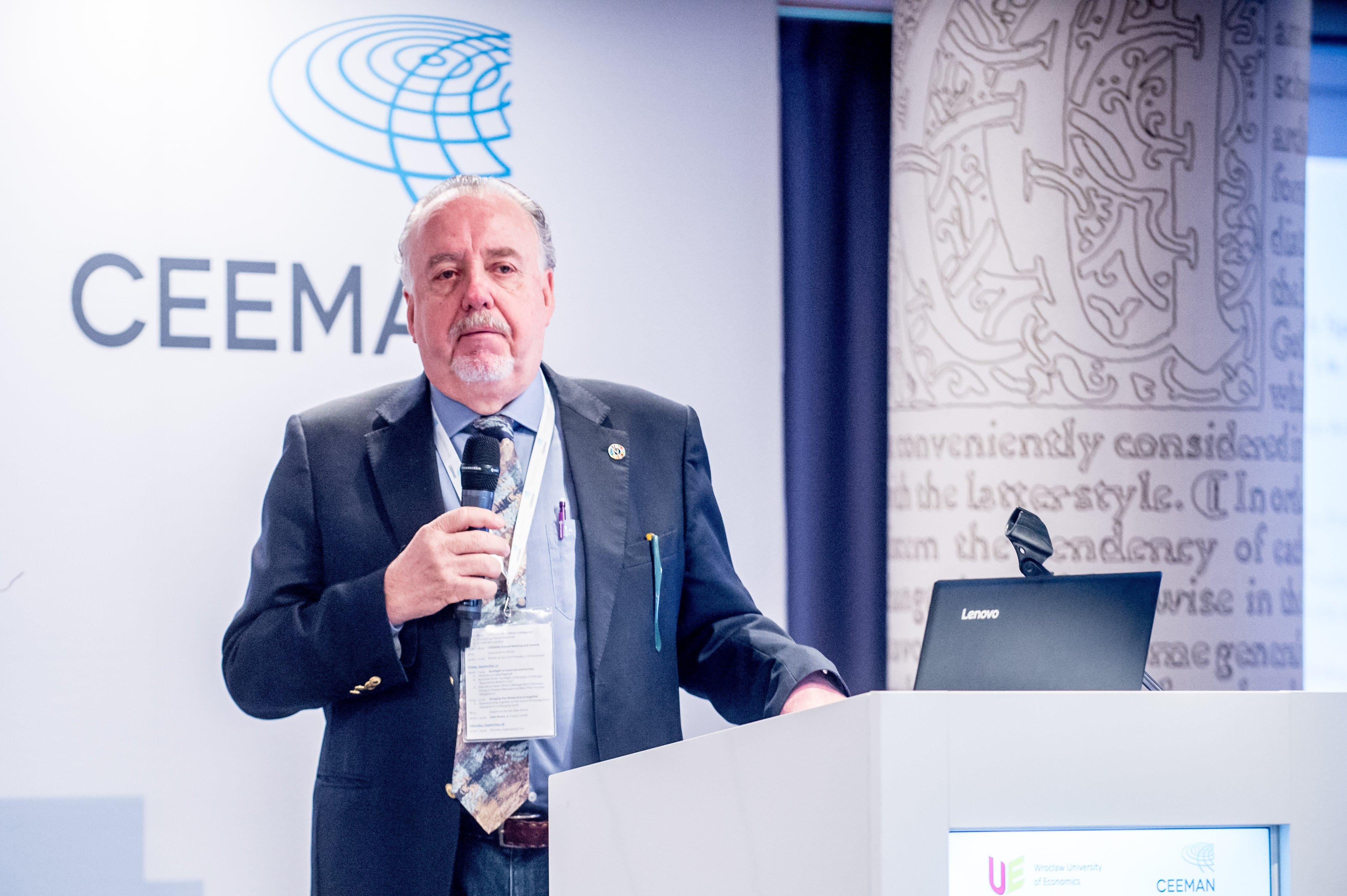 Conferência Anual do CEEMAN 2019