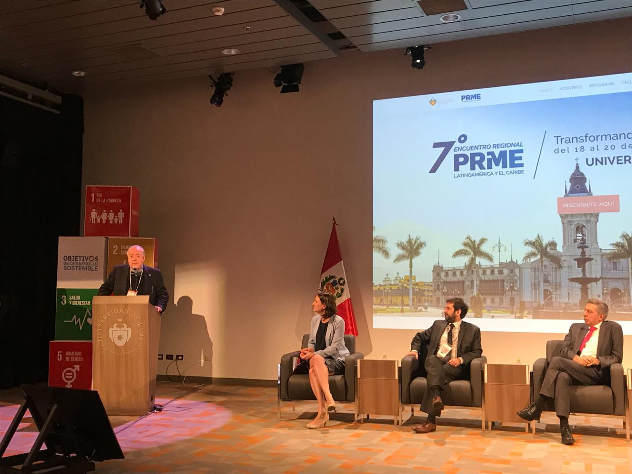 7º Encontro Regional do PRME LAC