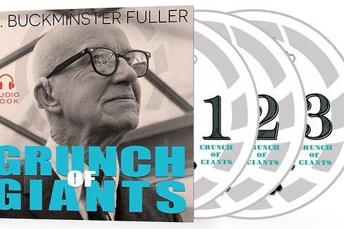 Grunch of Giants - audiobook