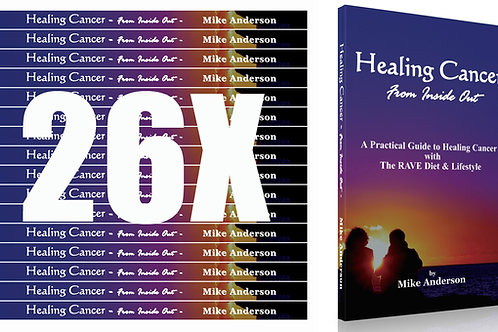 1 case of Healing From The Inside Out book