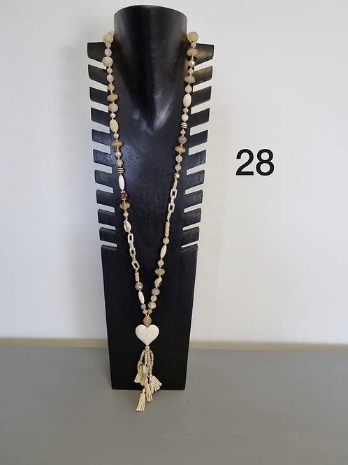 The Summer Style Necklaces - No.23 to 29