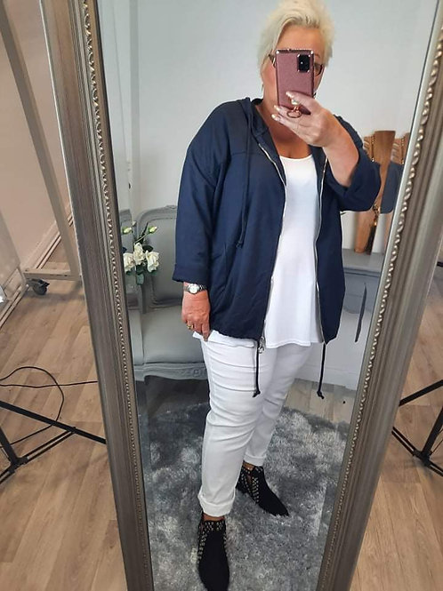 The Claire Cotton Jackets
