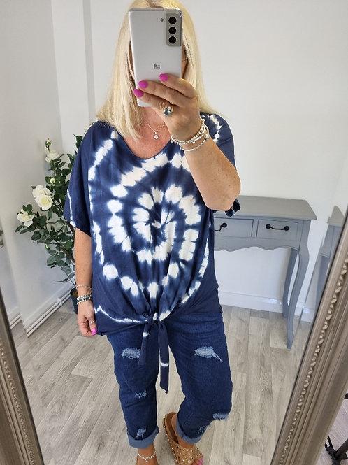 The Tie Dye T-shirts - Sale Item - NO RETURN