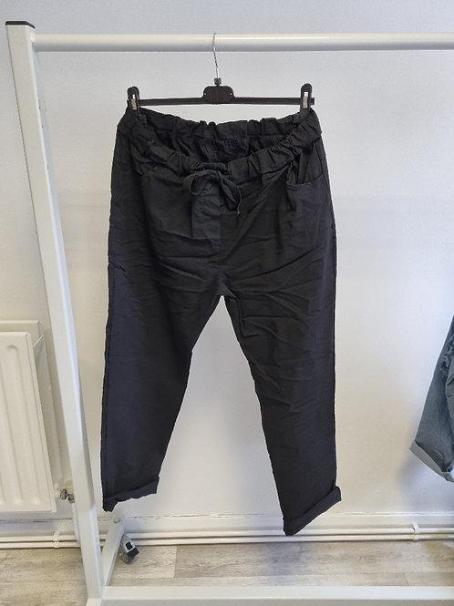 The Plain Magic Trousers - PLUS Size