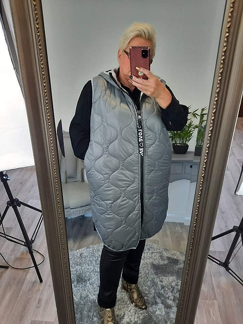The Light Weight Gilet - Plus Size