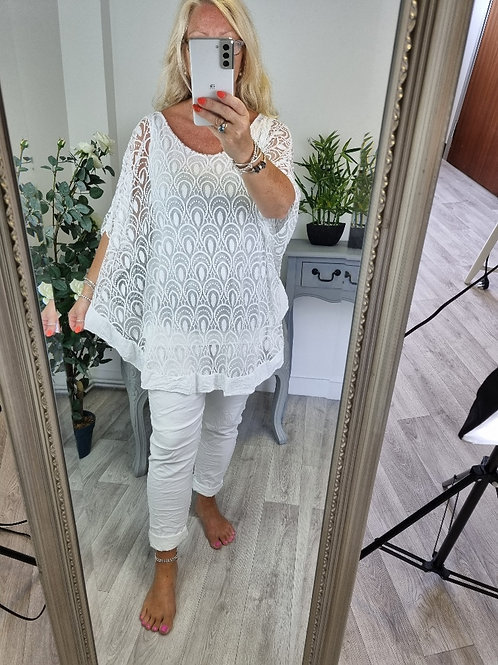 The Annabelle Swing Top - Sale Item - NO RETURN