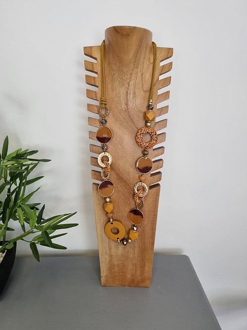 The Boho Style Necklaces - No.61