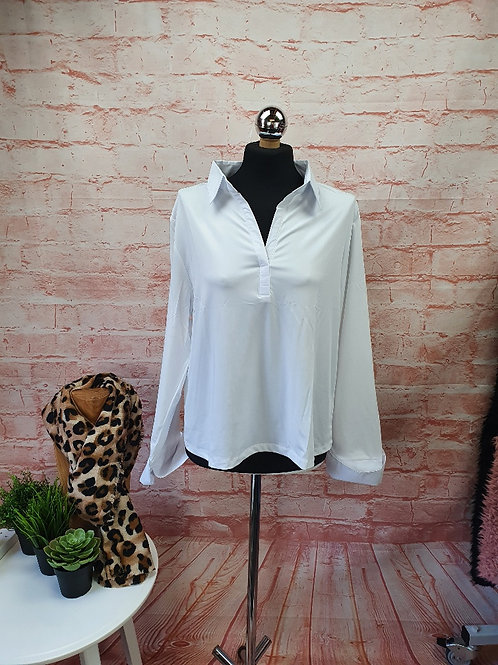 The Silky Stretchy Shirt