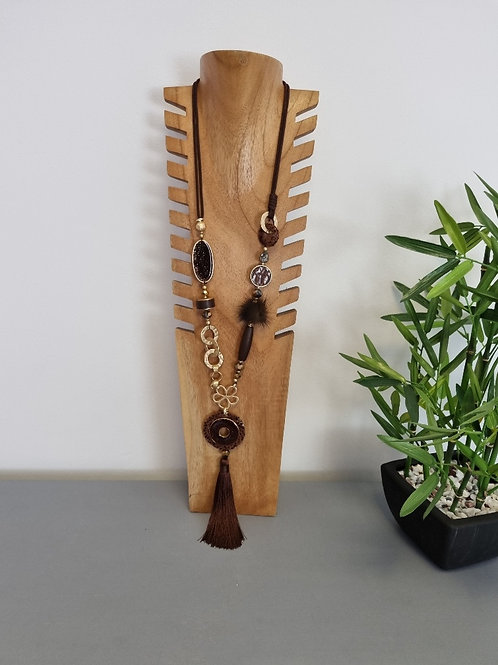 The Boho Style Necklaces - No.49