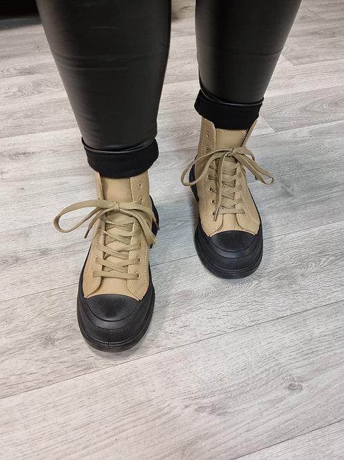 The Sahara Boots