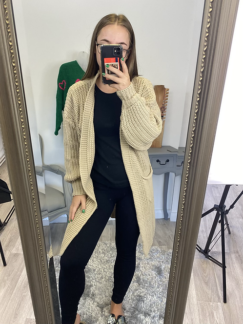 The Short Sienna Knitted Cardigans