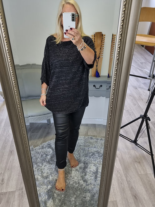 The Sonia Sparkle Knitted Tops