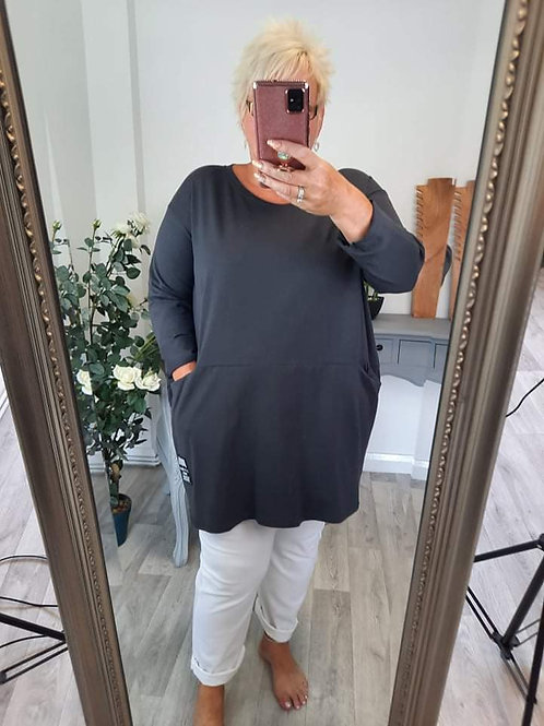 The Ingrid - Emma Jersey Tops - Plus Size