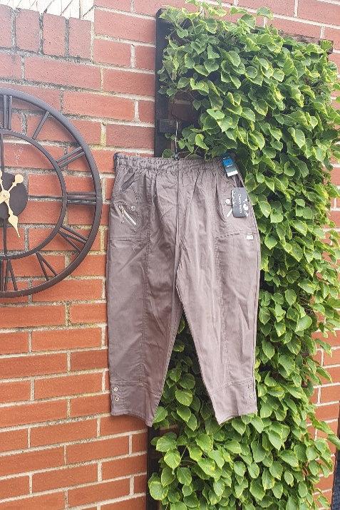 The Deck Trousers - Mocha - Sale Item - NOT RETURNABLE