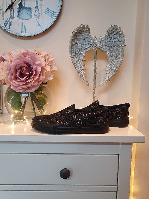 The Boater Style Pumps - Sale Item - NO RETURN