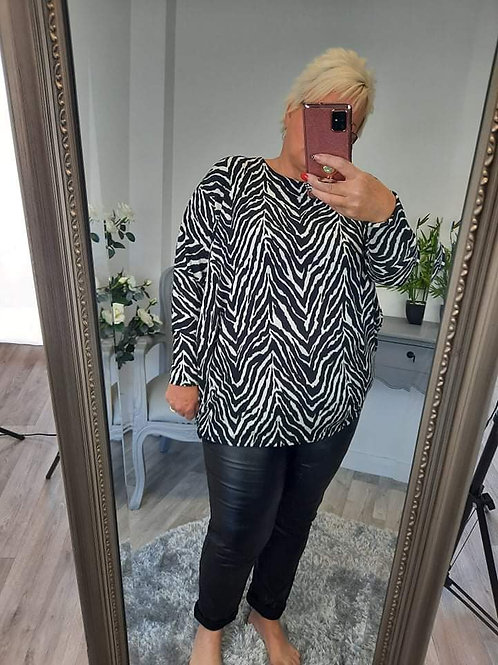The Bobby Batwing Tops