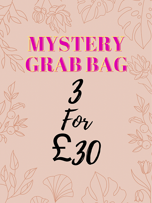 The Mystery Grab Bag