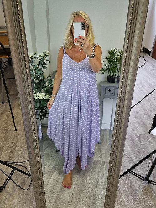 The Spotty Holiday Dress - Sale Item - NO RETURN