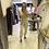 Thumbnail: The Marcia Shirt Jumpsuit - Sale Item - NO RETURN