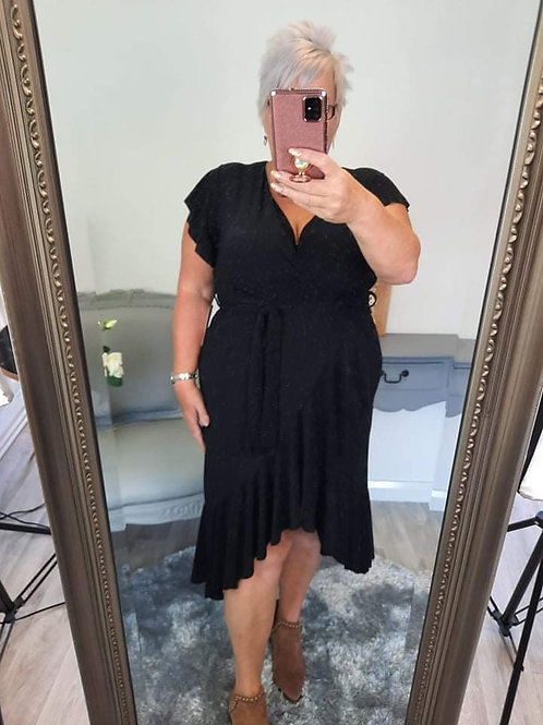 The Maggie Frill Dress