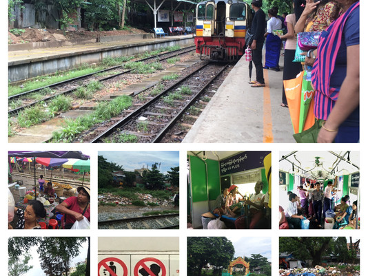 Asian Frontier Monitor: Myanmar - The Leapfrog Travelogue