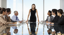 Even Powerful Women Struggle to Speak Up in a Meeting Full of Men. Here's How to Overcome That