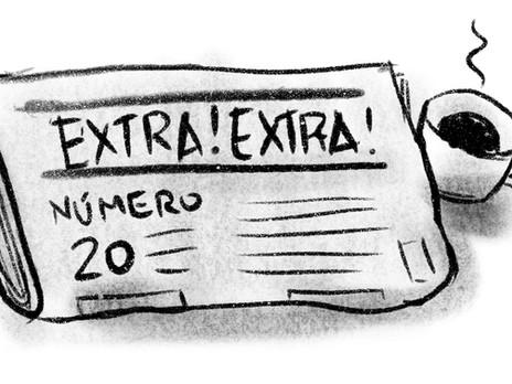 cartinha número 20