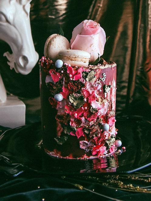 10in Cake (serves 70)