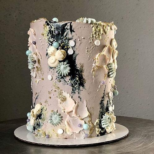 8in Cake (serves 30)