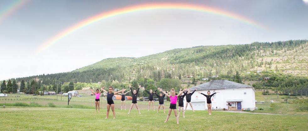 Gym Rainbow