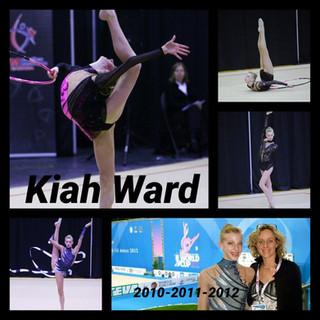 Kiah Ward