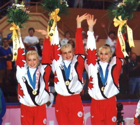 Camille Martens Commonwealth Games 1994
