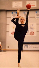 Camille Side Leg Hold Balance