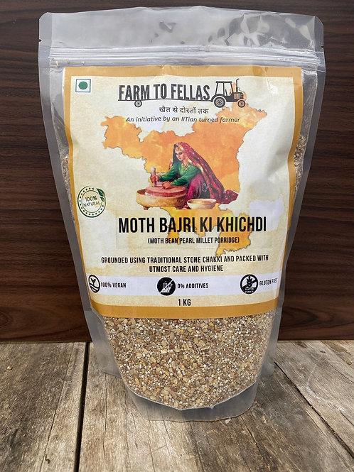 Moth Bajri ki Khichdi (1 Kg)