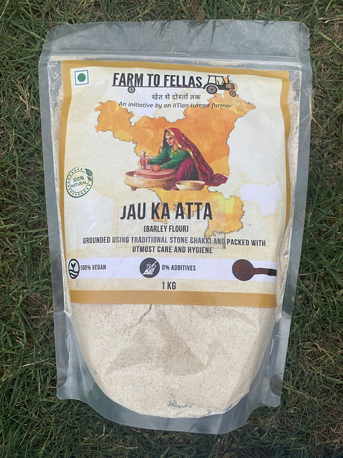 Barley (jau) Flour