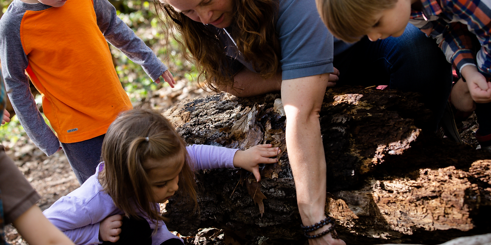 Nature Preschool Open House  7/18/20