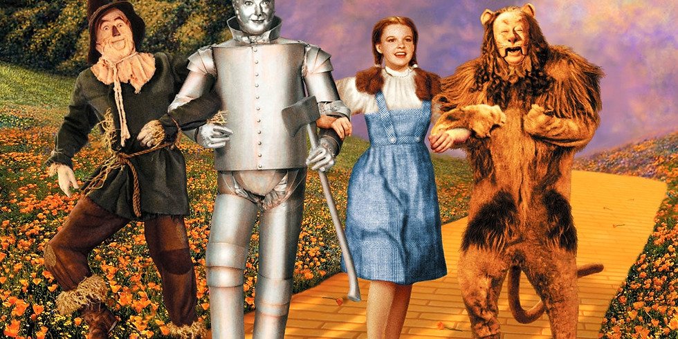 MOVIES UNDER THE STARS: Wizard of Oz