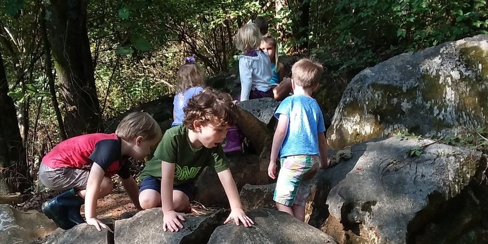 Nature Nuggets: Rockin' It! (Youth Program)