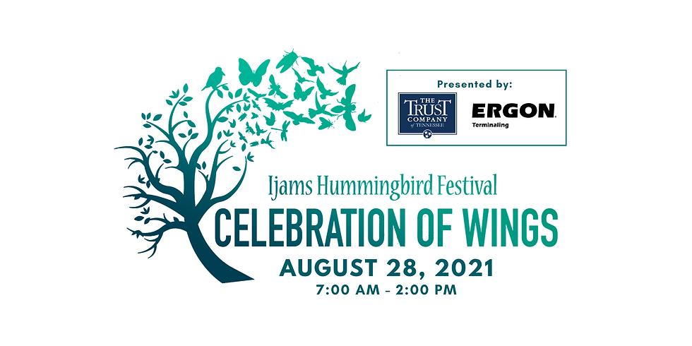 SPECIAL EVENT: Ijams Hummingbird Festival: A Celebration of Wings