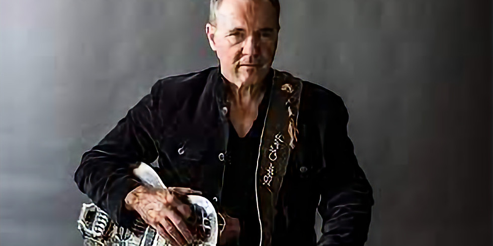 SPECIAL EVENT: Smoky Mountain Blues Society Show: Peter Karp