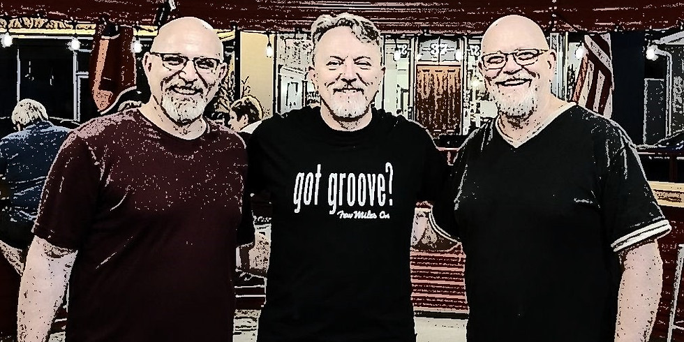 SPECIAL EVENT: Smoky Mountain Blues Society Show: Few Miles On