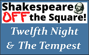 2021 Shakespeare Off the Square Graphic